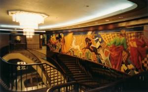 SHERATON MEXIQUE fresques 1