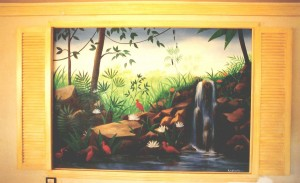 SHERATON ARGENTINE peinture argentine 1